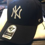 New York Yankees MVP 47 Strapback Cap