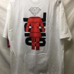 Girl x Diamond Supply Co. White T-Shirt