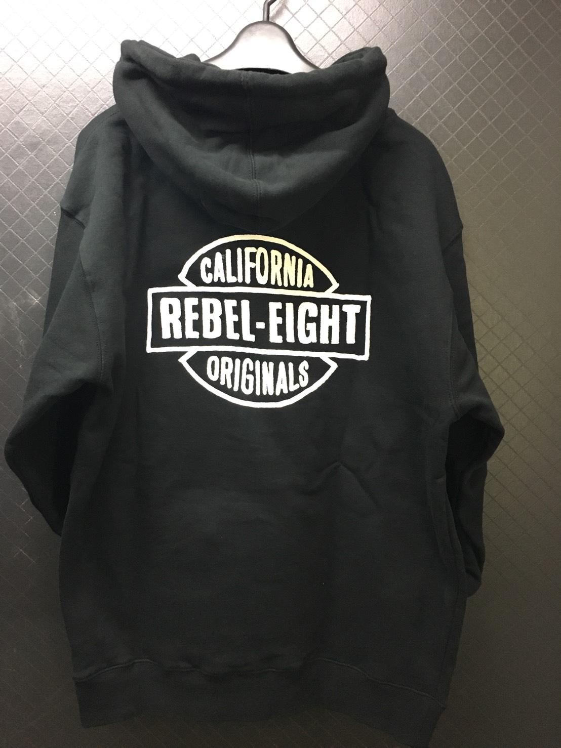 rebel8Nomad Pullover