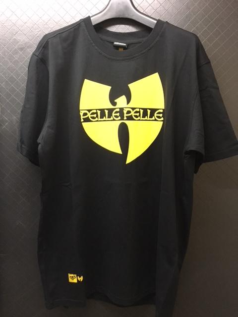 Pelle Pelle T-Shirt x Wu-Tang Batlogo Mix
