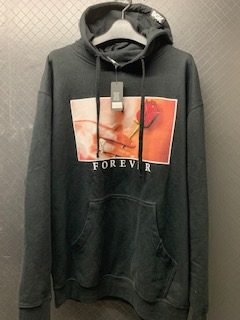 DGK Forever Black Hoodie