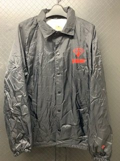 Diamond Supply Co. X Deathwish Black Coaches Jacket